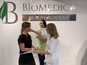 szkolenie z makijazu permanentnego Anita Peryszyn-Dopierała #szkoleniadopierała