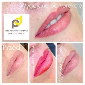 szkolenie z makijażu permanentnego ust