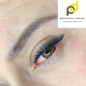 kreski cieniowane PMU szkolenie z kresek cieniowanych makijaż permanentnt