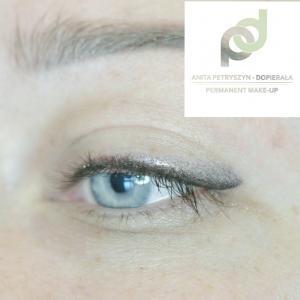 szkolenie kreski cieniowane makijaż permanentny