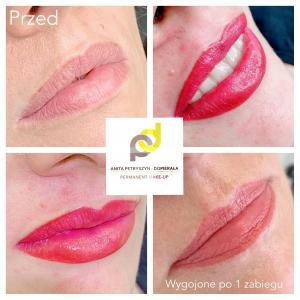 szkolenie z makijażu permanentnego ust 3d