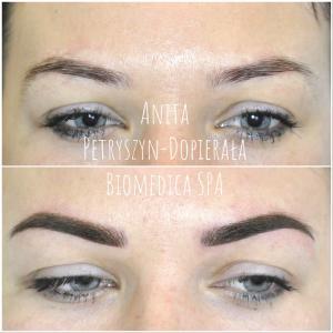 Permanent makeup Anita Petryszyn-Dopierała