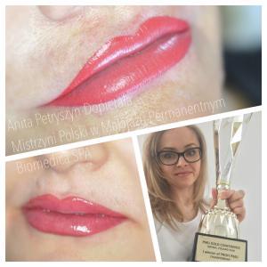 piękne usta makijaż permanentny zielona gora #permanentny #zielonagora