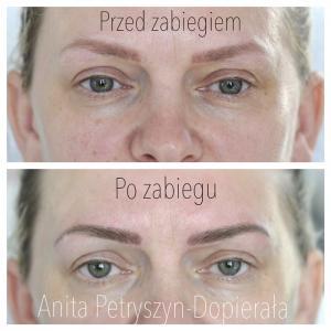 makijaż permanentny zielona góra metoda włoskowa