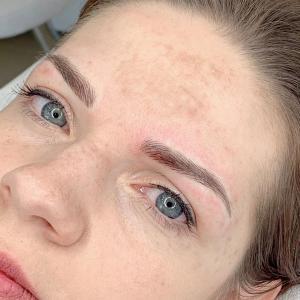 makijaz permanentny brwi delikatne