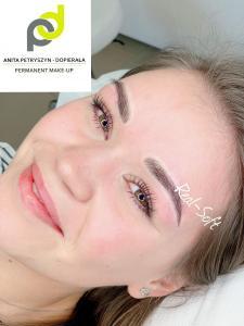 makijaz permanentny brwi piekne