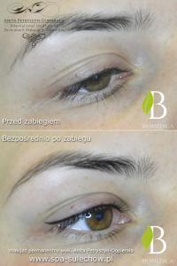 makijaz permanentny kreski sulechow