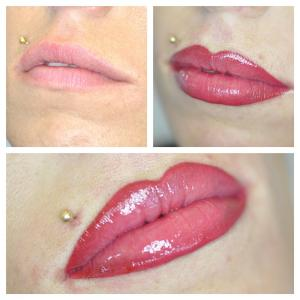 szkolenie permanentny usta